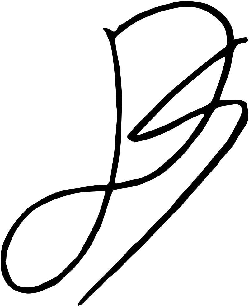 חתימה מנכל